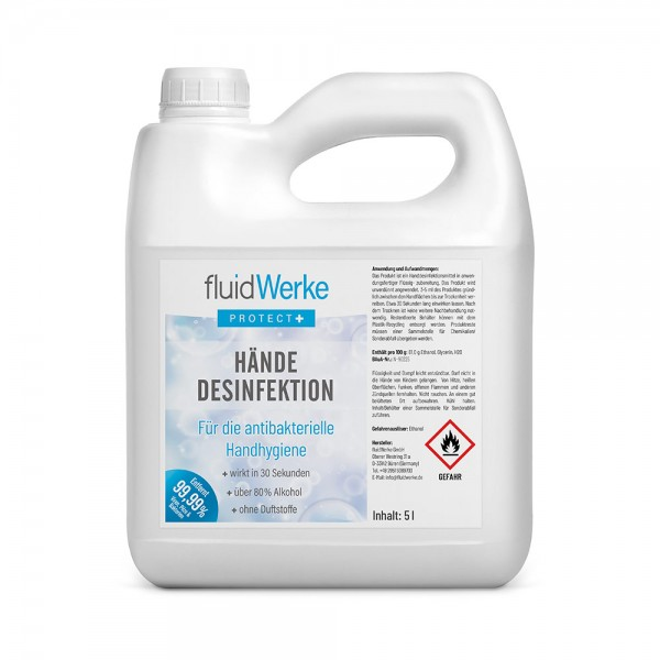 5 L Desinfektionsmittel